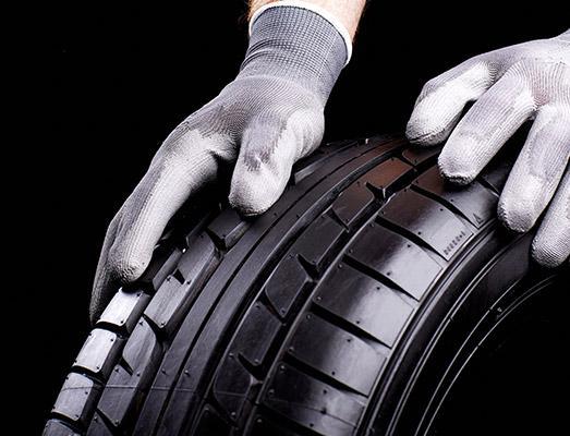 Montage de pneus aux Mureaux